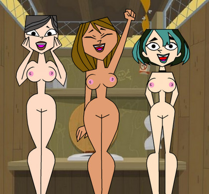 Total drama girls nude
