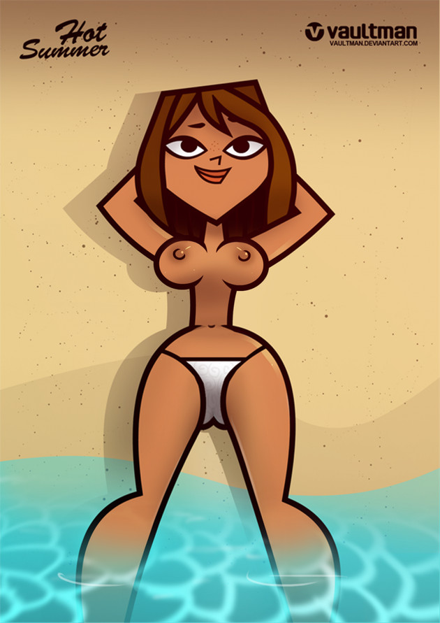 Total Drama Island Porn Video